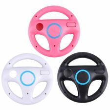 Game Racing Steering Wheel for Nintendo Wii Mario Kart Remote Controller AG