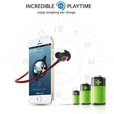 Portable Bluetooth 4.2 Stereo Earphone In-Ear Sports Headphone For Laptop PC