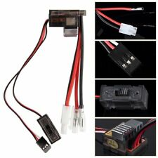 ESC Electronic Speed Controller 320A Waterproof Brushed for RC Car Truck Boat MU