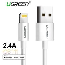 Ugreen MFi Lightning to USB Cable for iPhone X 7 6 5 6s Plus Fast Charging USB D