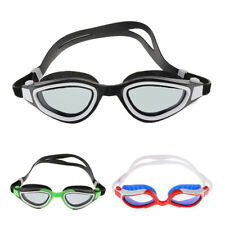 Adult Anti-fog Swimming Goggles Adjust Swim Glasses, PC Lens Anti-UV Eyewear