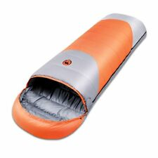 Outdoor Camping Envelope Sleeping Bag Thermal Tent Hiking Waterproof Bag LU