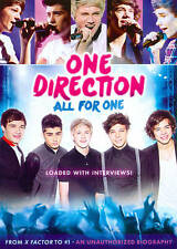 One Direction: All for One (DVD, 2012)