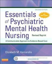 Essentials of Psychiatric Mental Health Nursing - Revised Reprint by...