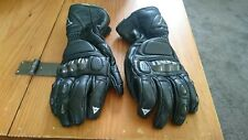 Dainese gloves small Bought for £125.00