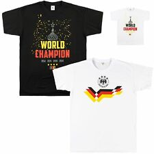 Football Men's 2018 World Cup Fan-Shirt Germany for Men to Russia