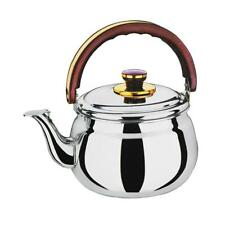 Stainless Steel Hot Water Kettle Pot With Whistle Sound,Tea Coffee Kettle