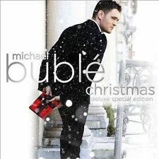 MICHAEL BUBLE - Christmas [Deluxe Special Edition]  (CD, Nov-2012, Warner Bros.)