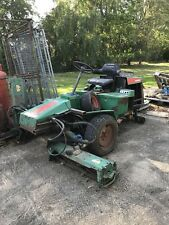 Ransomes 213d Kabota Gang Ride On Mower Spares Only! Barn Find