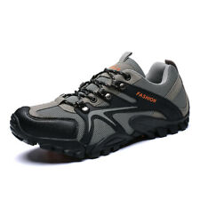 Men's Shoe Sports Athletic Outdoor Running Sneaker Breathable Casua hiking shoes