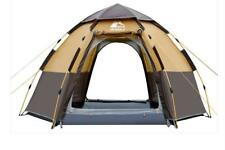 Automatic Opening Big Family Tent 5 8 Person Double Layer Outdoor Recreation