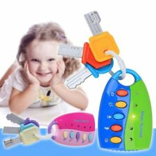 Musical Car Key Baby Toy Vocal Smart Remote Sounding Playing Toys