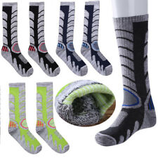 1 Pair Unisex Multi-Sport Thick Over Calf Compression Socks Leg Support Stocking