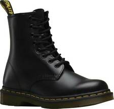Mens Dr Martens 1460 8 Eye Black Softy T Full Grain Leather Boots New In Box