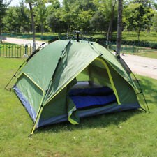Waterproof 3-4 Person Family Automatic Instant Tent Outdoor Camping Portable