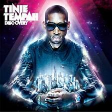 Tinie Tempah - Disc-Overy (2010) CD Album featuring Pass Out [Tiny / Discovery]