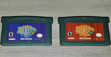 Zelda Oracle of Seasons/Ages Cartridge Card For Game Boy Advance GBA SP NDS NDSL