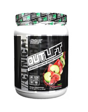 Nutrex Outlift Scientifically Dosed Pre-Workout Powerhouse 20 Servings