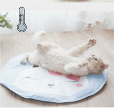 Pressure Activated Pet Cooling Gel Pad - No Need To Freeze Or Chill