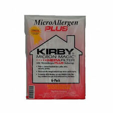 Kirby Vacuum Bags Micron Magic Micro Allergen Plus HEPA Vacuum Bags 204814
