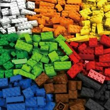 Building Blocks City DIY Creative Bricks Bulk Model Figures Education 1000 Piece