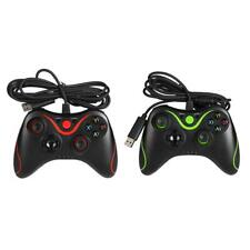 USB Wired Game Controller Gamepad for Microsoft Xbox 360 Xbox 360 Slim PC R1BO