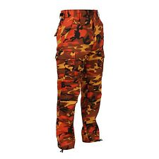 BDU PANTS MILITARY SPECS6 POCKETS  ALL COLORS ALL SIZES XS-3XL