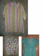 New w/t Ladies Shirt-Multi Color-Small-Medium-Large 1X