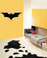 Batman Dark Knight Logo Boy Room Removable Vinyl Wall Art Decal Stricker Decor