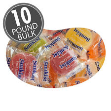 Jelly Belly Sunkist Fruit Gems Wrapped Candy 1-4 pounds - NEW FLAVORS