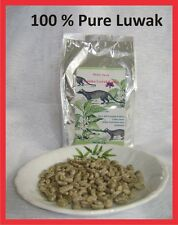 Pure Kopi LUWAK Green Unroast JAVA ARABICA Coffee Beans