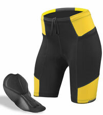 Women's Gel Padded Cycling Short Touring Bike Shorts