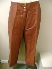 Jones New York Woman Linen Fashion Pant NWT $104