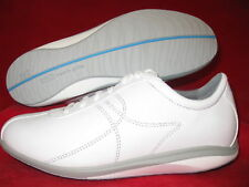 SoftWalk Health Glide White Ladie's Walking Shoes NEW