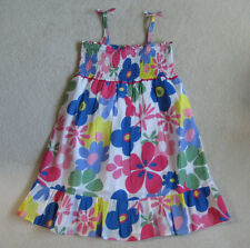 New Mini Boden Strappy Sun Dress 2 3 4 5 6 7 8 9 10 Bright Floral