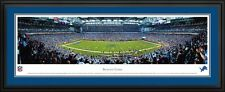 NFL Deluxe Framed Stadium Panoramic Double Matted 30 TEAMS - NEW