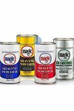 MAGIC (DEPILATORY) NO RAZOR SHAVING POWDER 127GM STOPS RAZOR BUMPS