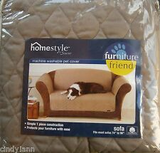 PET DOG FURNITURE SLIP COVER SOFA CHAIR LOVESEAT