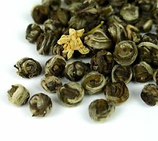 Premium Jasmine Dragon Pearls (Mo li hua zhu) - Chinese Loose Leaf Green Tea