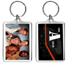 The A Team Keyring or Fridge Magnet, Small, Large or Jumbo