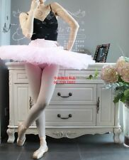 New adult classical ballet professional Platter hard organdy tutu SZ M/L