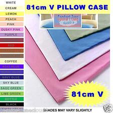 81cm V PILLOW CASE - MATERNITY PREGNANCY NURSING FEEDING MOBILITY SUPPORT