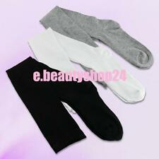 Woman Opaque Cotton Long Thigh Stockings Over Knee Socks 3 Colors