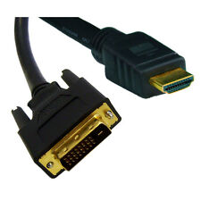 Cable World - HDMI to DVI Cables 1080p Full Resolution HDMI to DVI Cables
