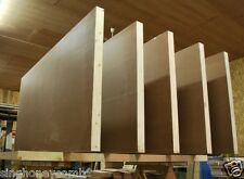 "Honeycomb Veneered Panels sizes 1"" to 2 1/4"" Closed Edged w/ 1/4"" Plywood"