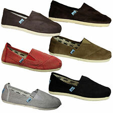MENS WE ARE SAINTS LIONO KENNEDY & CORDUROY CANVAS WAXED ESPADRILLES SIZES 6-12
