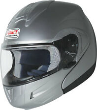 G-FORCE Racing Gear Z9 Modular Full Face Motorcycle DOT Rated Helmet