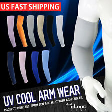 2pair set  Arm Cooler Arm Sleeves Arm Cover UV Sun Protection US SHIP US SELLER