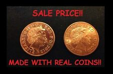 Double Sided Coin 2p [Heads or Tails]