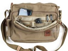 NEW Crossbody Casual Washed Canvas Bag Messenger Bag Shoulder Bags Fit IPAD2/3